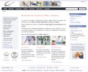 Copie d'écran du site de l'entreprise CPMA